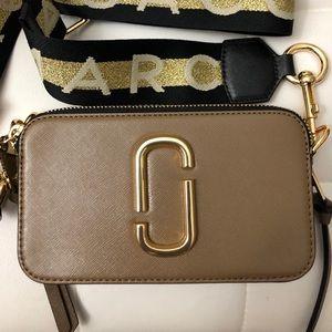 Marc Jacob's Snapshot Crossbody Bag